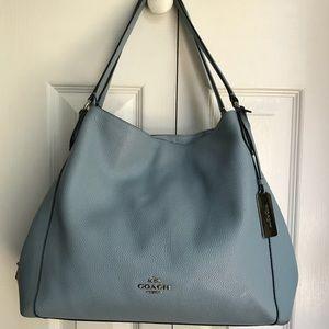 COACH Edie 31 handbag, excellent condition!